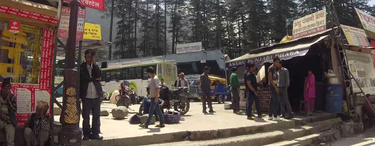 Events @ Manali Bus Depot: Manali