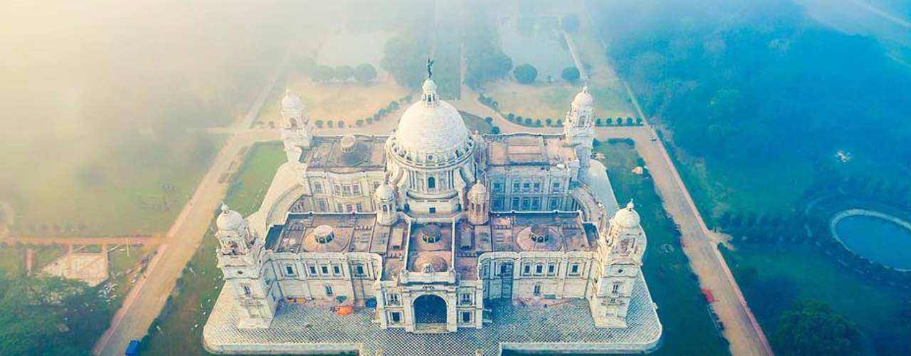 Victoria Memorial Hall: Kolkata