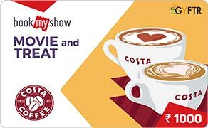 BMS and Costa Coffee Combo Value Rs