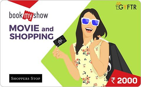 BMS and Shoppers Stop Combo Value Rs