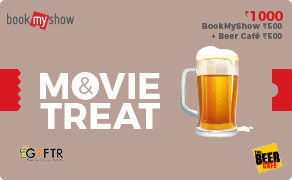 BMS and The Beer Cafe Combo Value Rs 1000