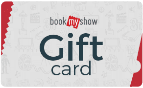BookMyShow Congrats Gift My Show