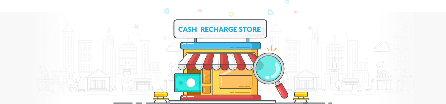 MyWallet Cash Recharge Store