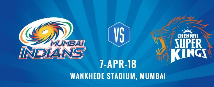 MI vs CSK Tickets