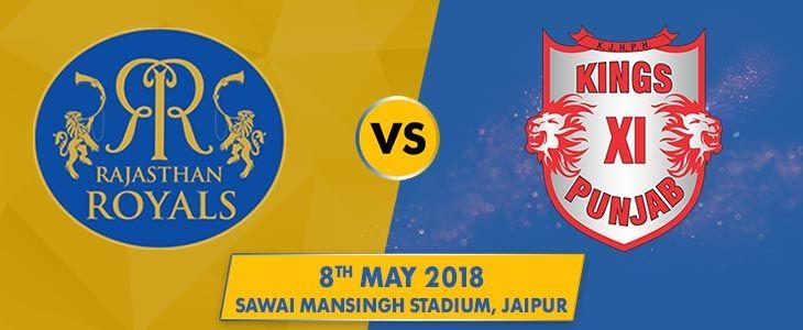 Rr Vs Kxip Tickets | Rajasthan Royals Vs Kings Xi Punjab Ipl