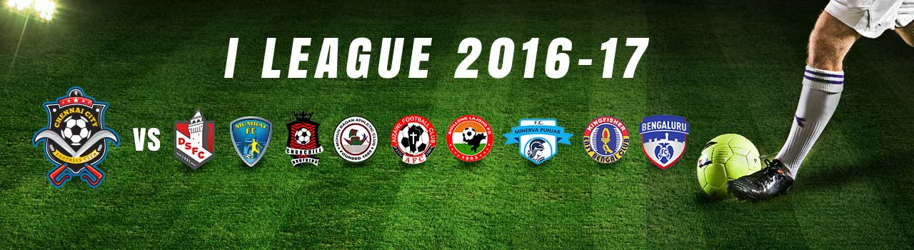 I - League - Chennai City FC - FootballI- League - Chennai City FC Tickets