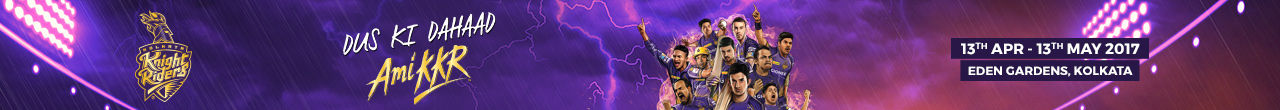 Kolkata Knight Riders - BookMyShow