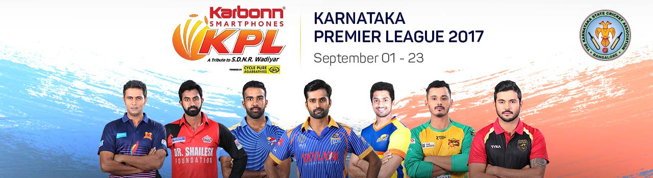 Karnataka Premier League - BookMyShow