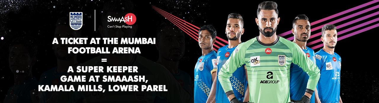 Mumbai City FC - BookMyShow