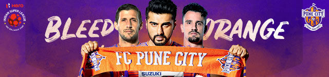 Indian Super LeagueFC Pune City Tickets